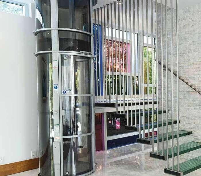 ascensor vivienda particular